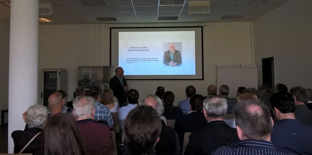 Seminare DAB+ bei der TechniSat Hausmesse in Daun 2017 Grobbin IDEE MEDIEN
